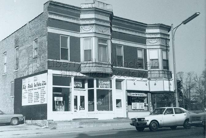That Place on the Corner, circa 1974-1976