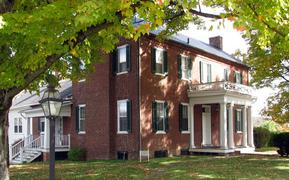 The Andrew Johnston House