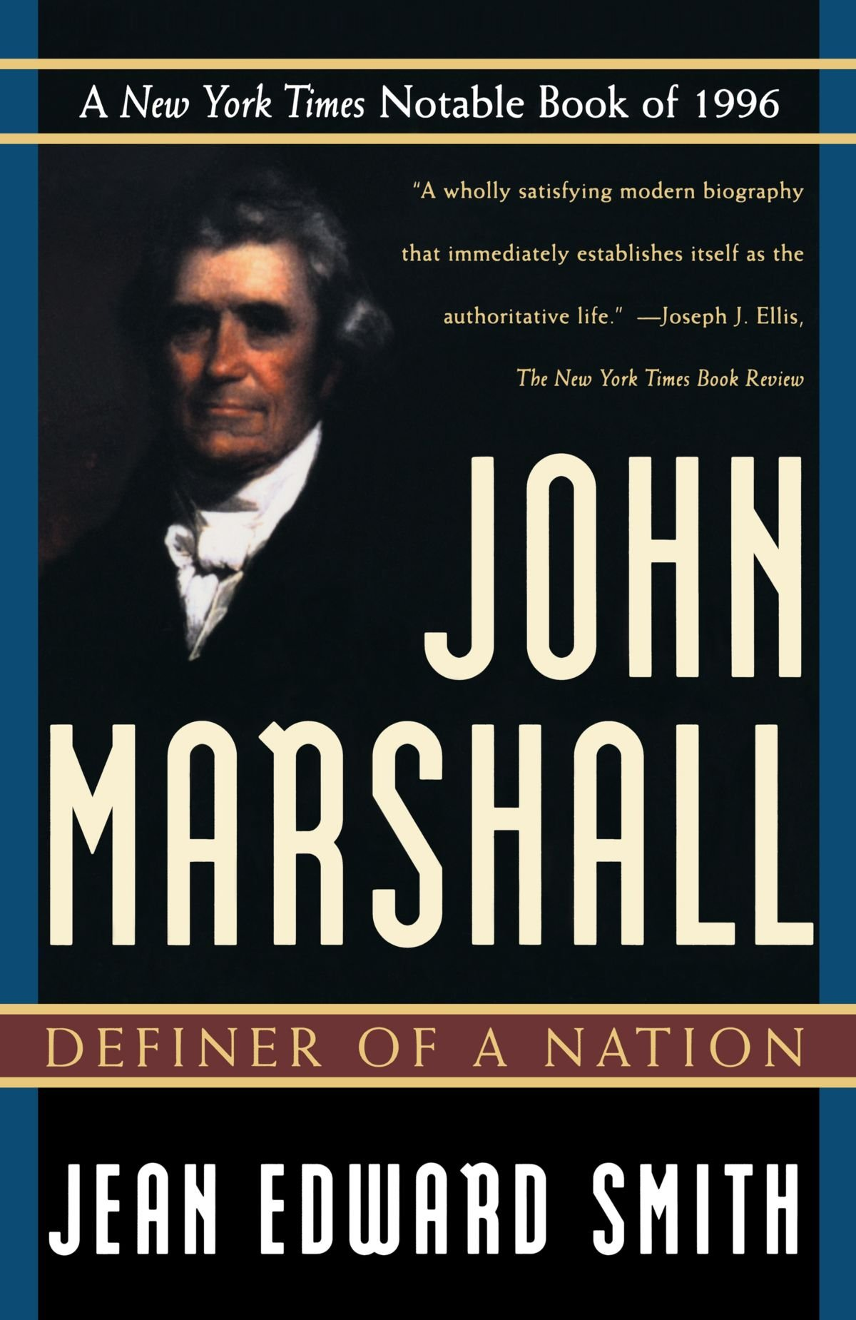 Learn more about Marshall with this biography by historian Jean Edward Smith.