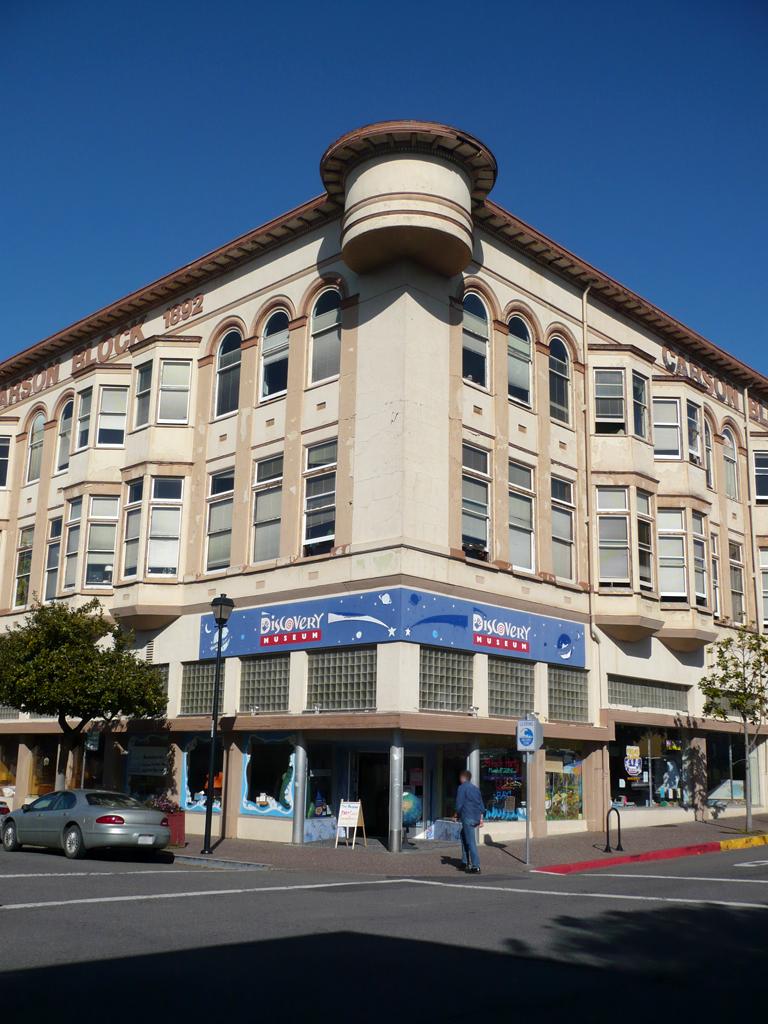Carson Block Building (2013)