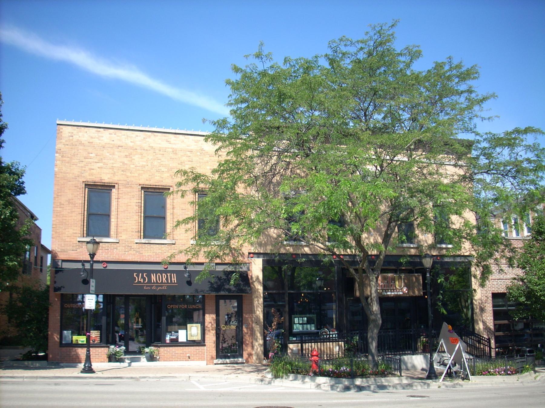 545 N. Milwaukee Avenue, 2016