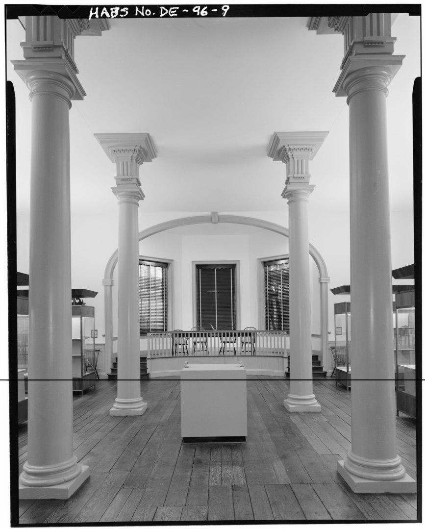 1996 Photo of Old Town Hall in Wilmington, DE.