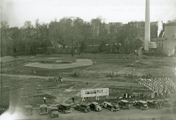 The original Jordan Field.