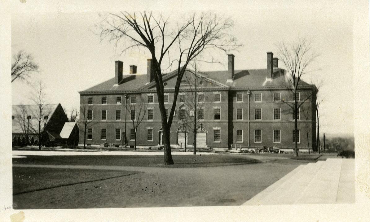 George Washington Hall, June 1926