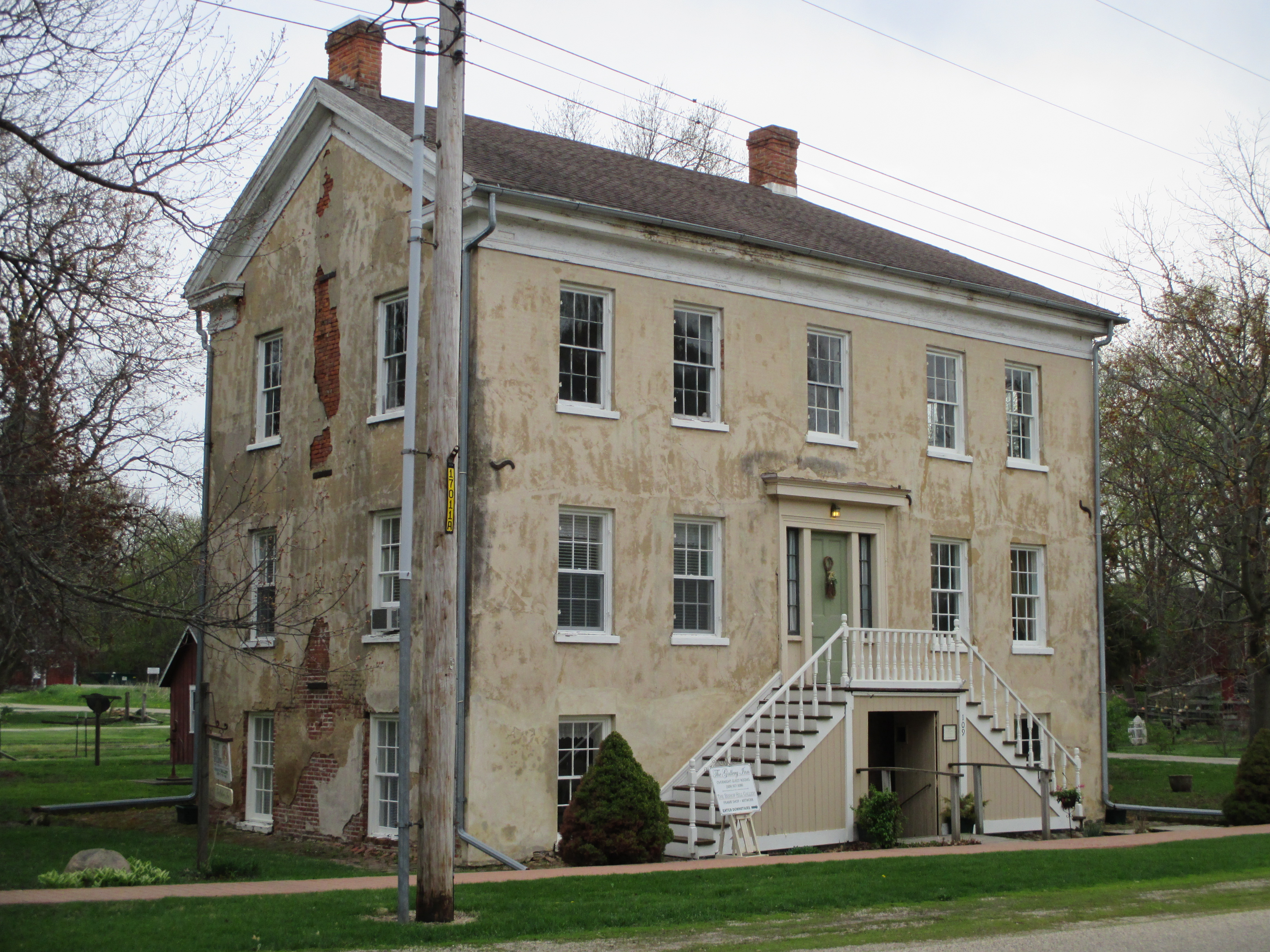 1856 Administration Building