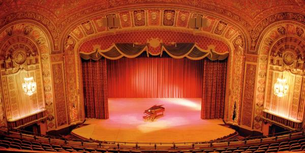 The Embassy Theater Interior