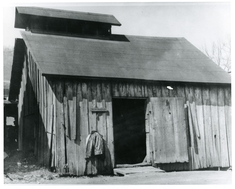 Blacksmith Shop at Dickinson Salt Works