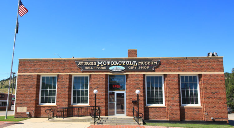 The Sturgis Motorcycle Museum & Hall of Fame was established in 2001.