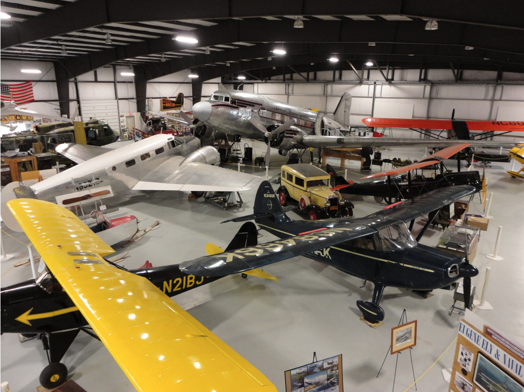 The Museum of Mountain Flying features a large collection of airplanes and aviation related items such as posters, photographs, and artifacts.