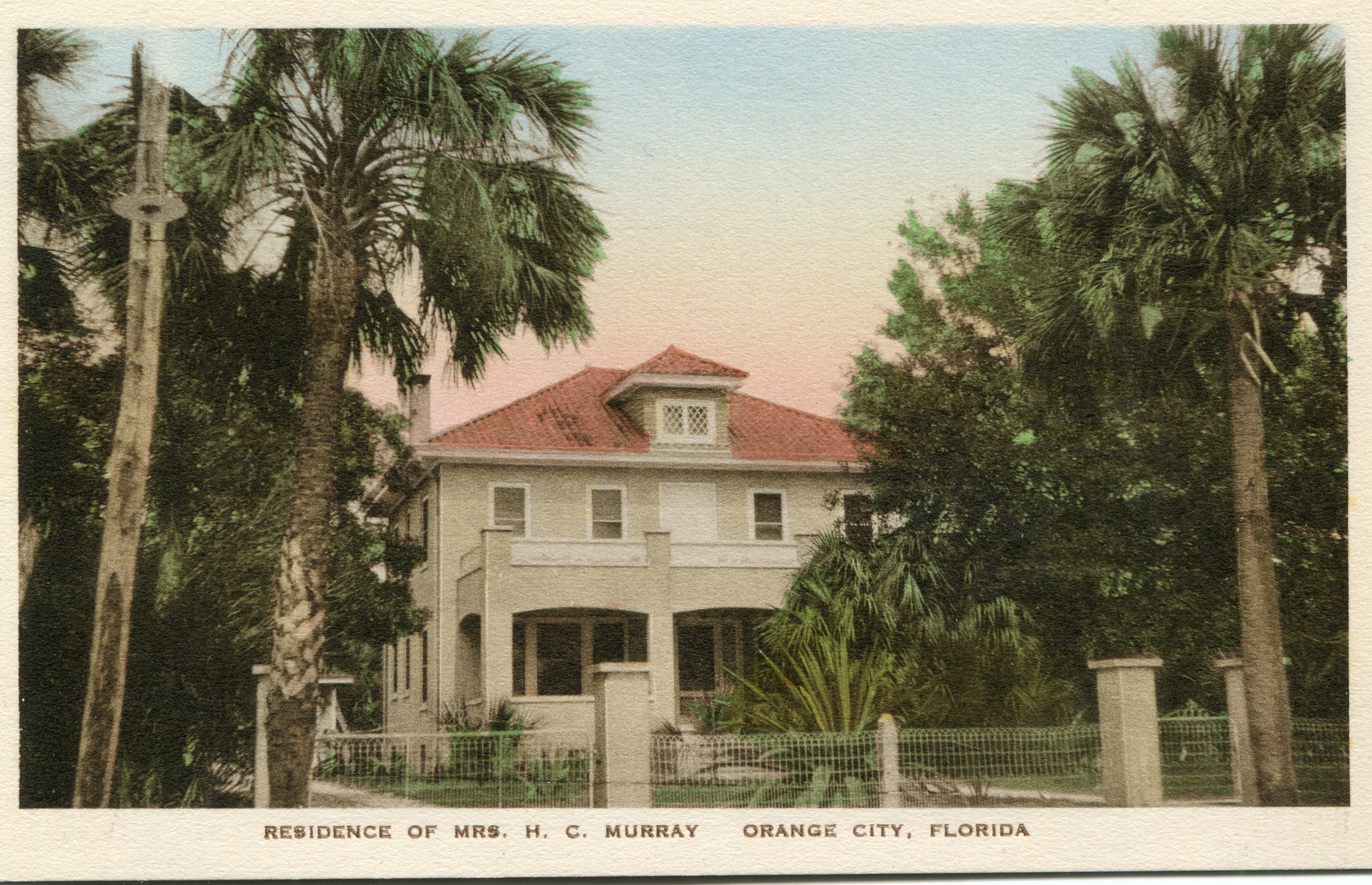 Murray House c.1920