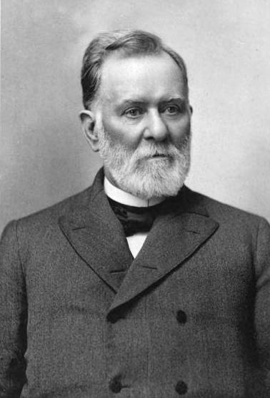 Leander McCormick in 1896