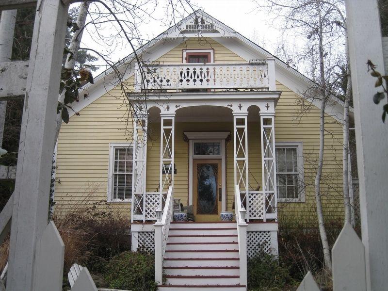 Photograph of Bozo the Clown's Boyhood Home