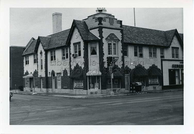 Public Service Building, circa 1974-1976