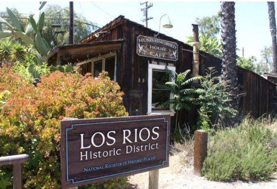 Los Rios Historic District