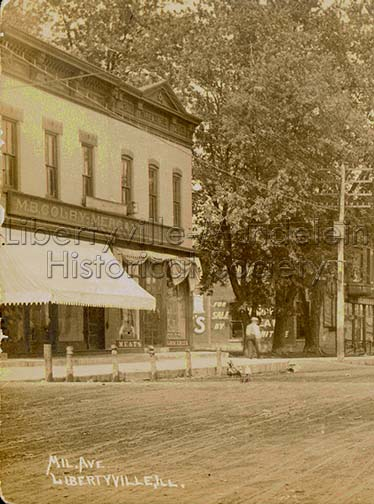 Isaac Heath building, 1903-1907