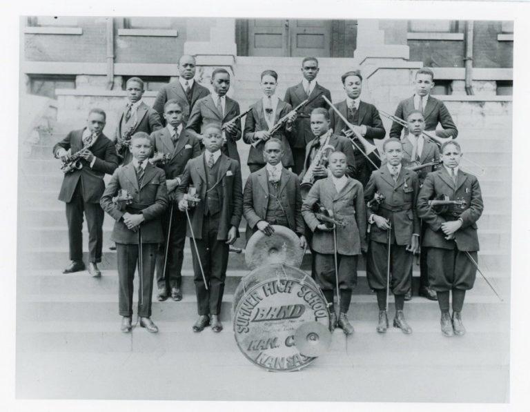 Orchestra, 1918
