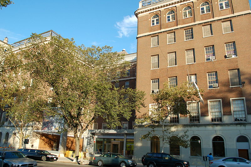 El Museo's location in the Heckscher Building