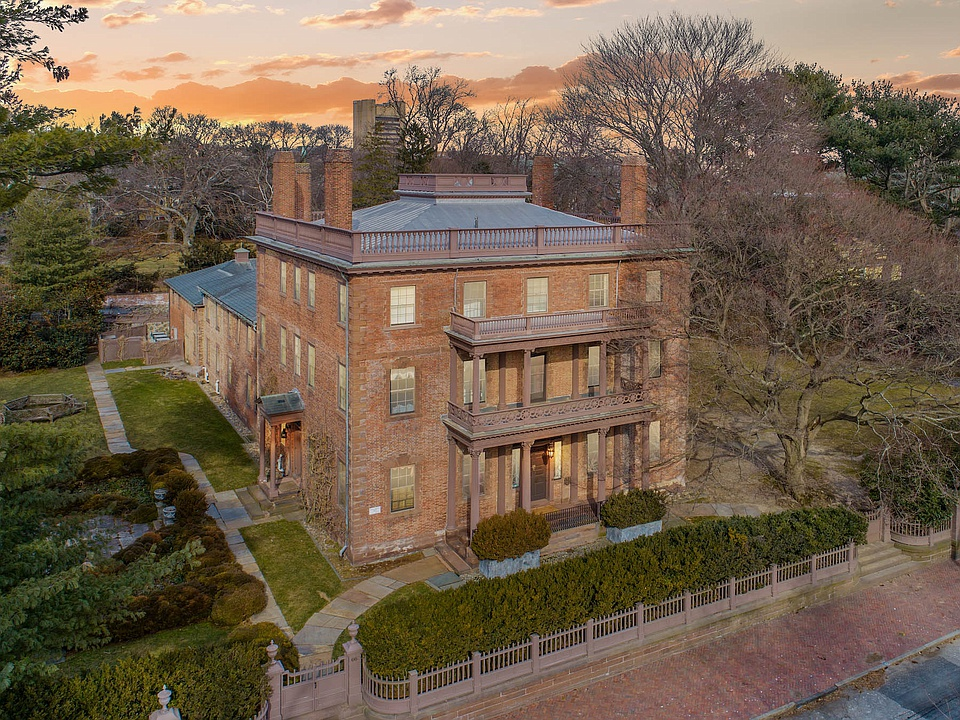 The Corliss-Carrington House sold for $4.6 million in December of 2019.