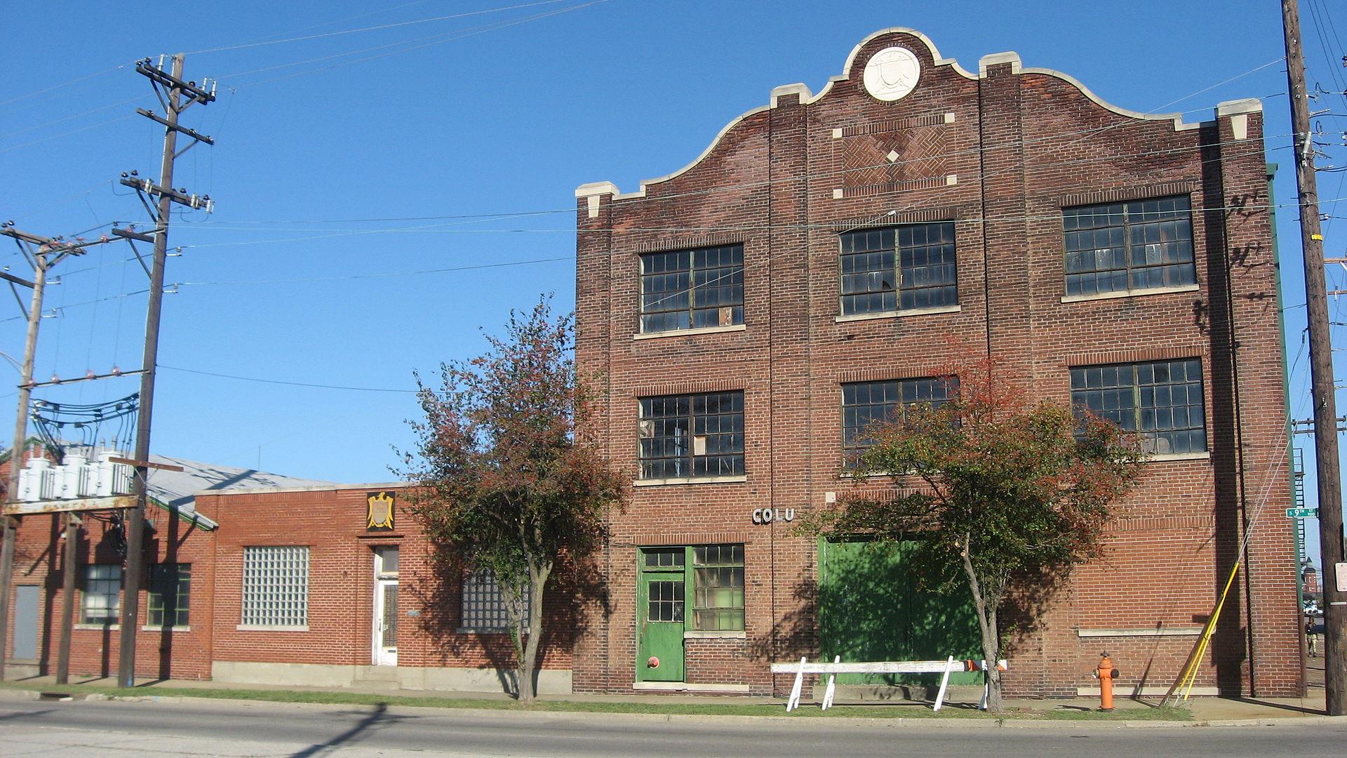 The Harig, Koop, and Company - Columbia Mantel Company Building