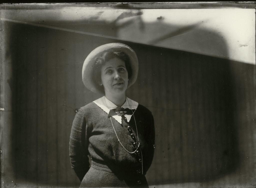 Elizabeth Gurley Flynn of the IWW.