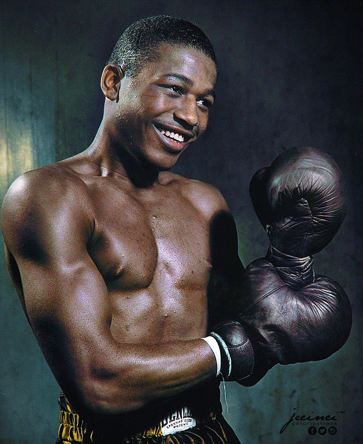 Young Ray Robinson