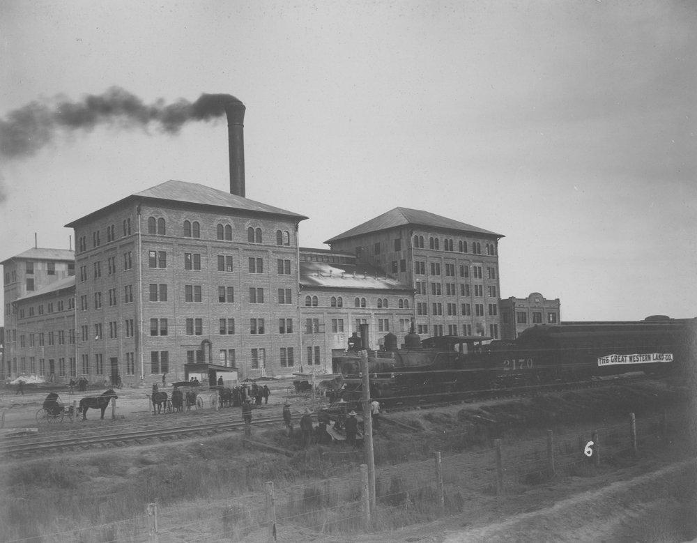 The Garden City Company Sugar Beet Factory