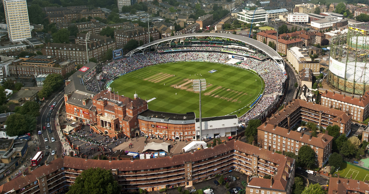 The Oval Ground