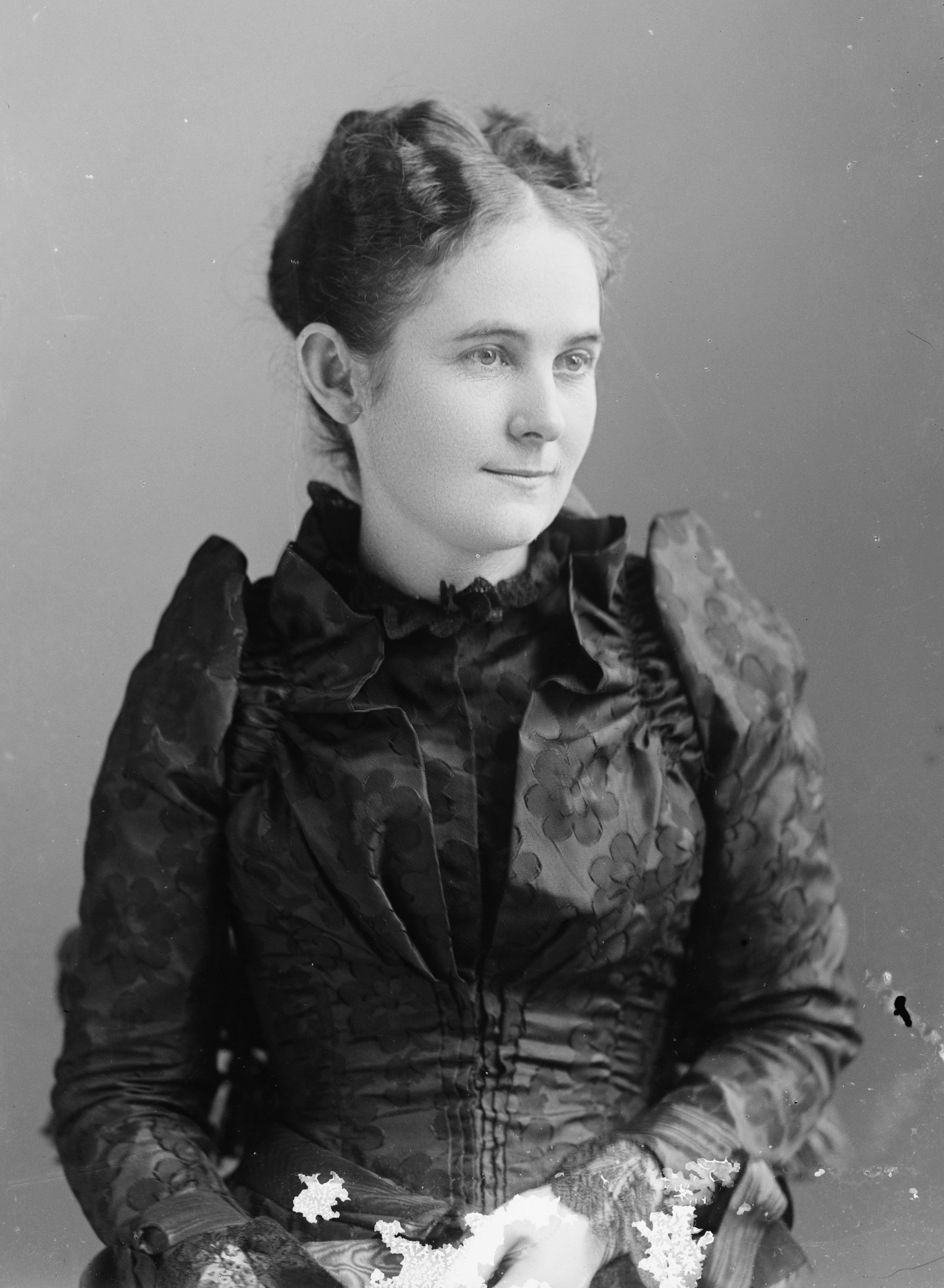 Mrs. Georgia Durham Watson