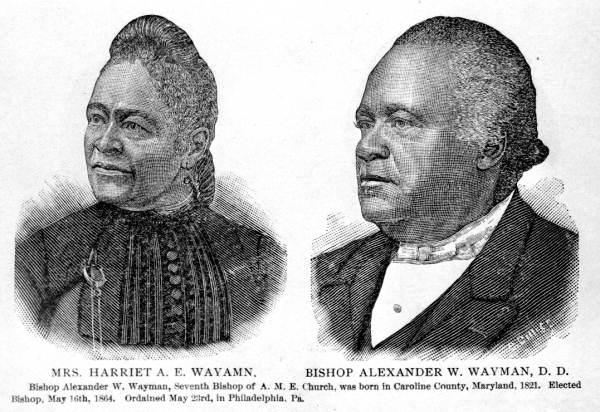 Reverend Alexander W. Wayman
