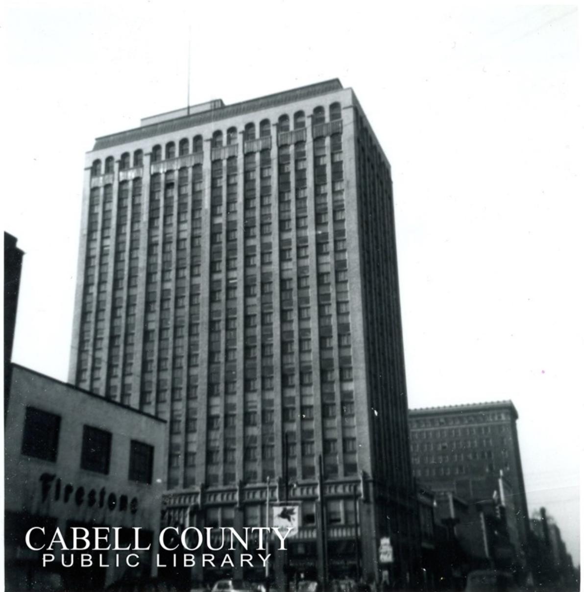 The Coal Exchange Building