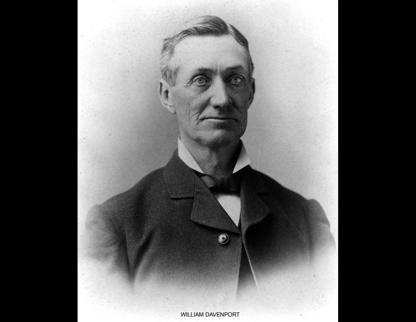 William H. Davenport
