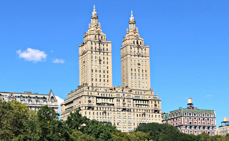 The San Remo Apartments