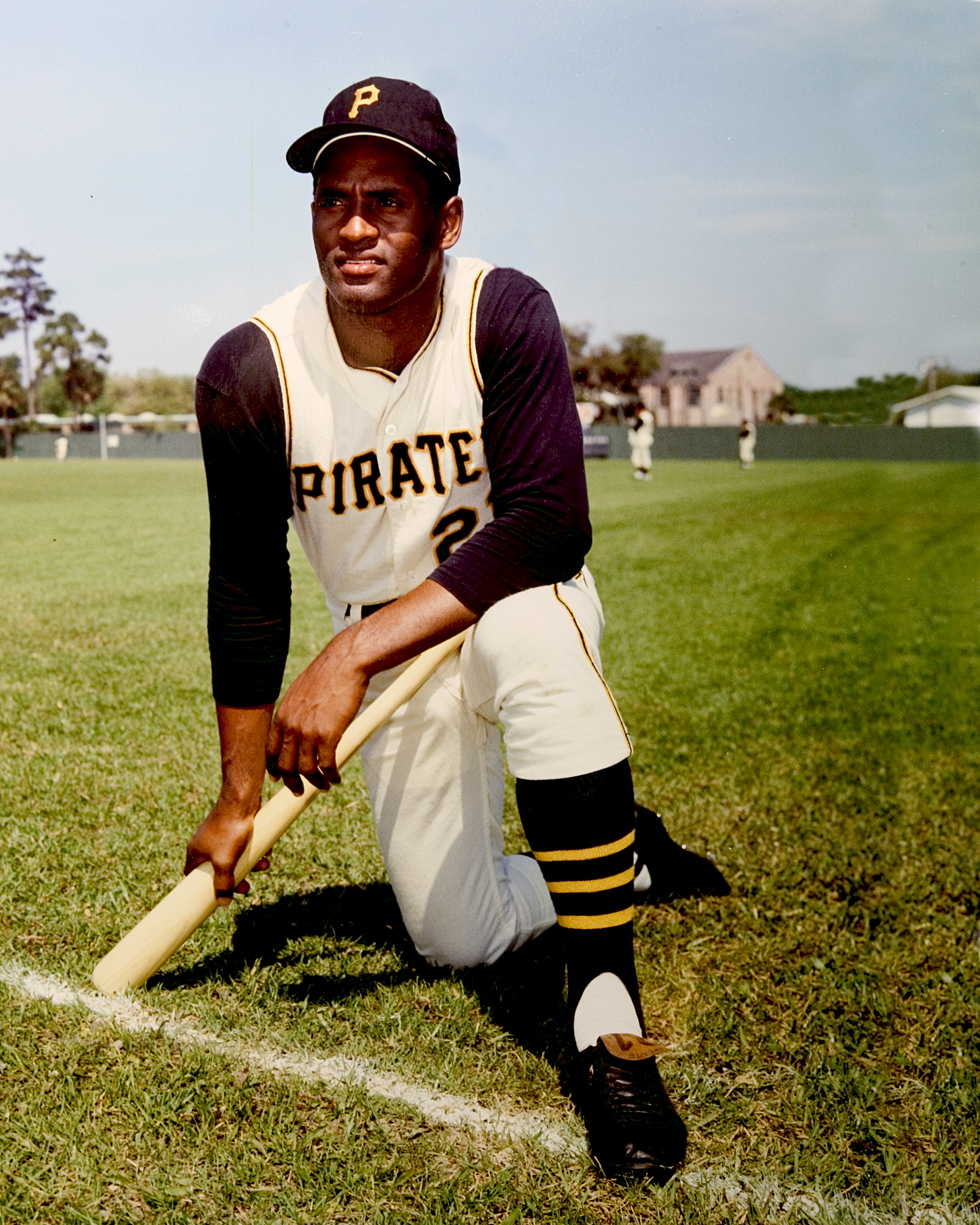 Roberto Clemente inspired many Latin players to never give up on their dreams and to fight through the racism and hate they received.