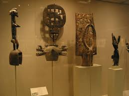 African Masks and Headdresses