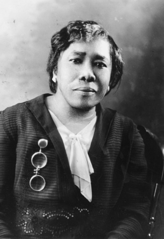 Fannie Carter was the first Superintendent of the Industrial Home for Colored Girls