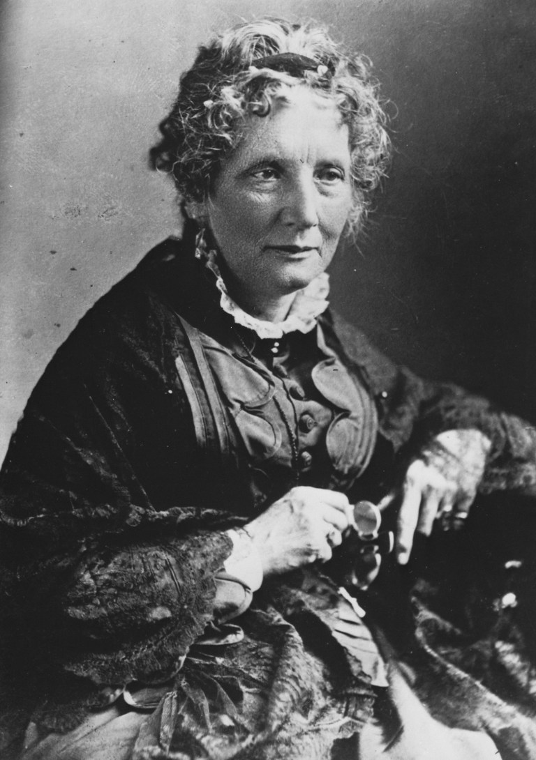 Harriet Beecher Stowe, 1870s-80s