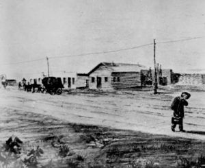 The Julesburg Station