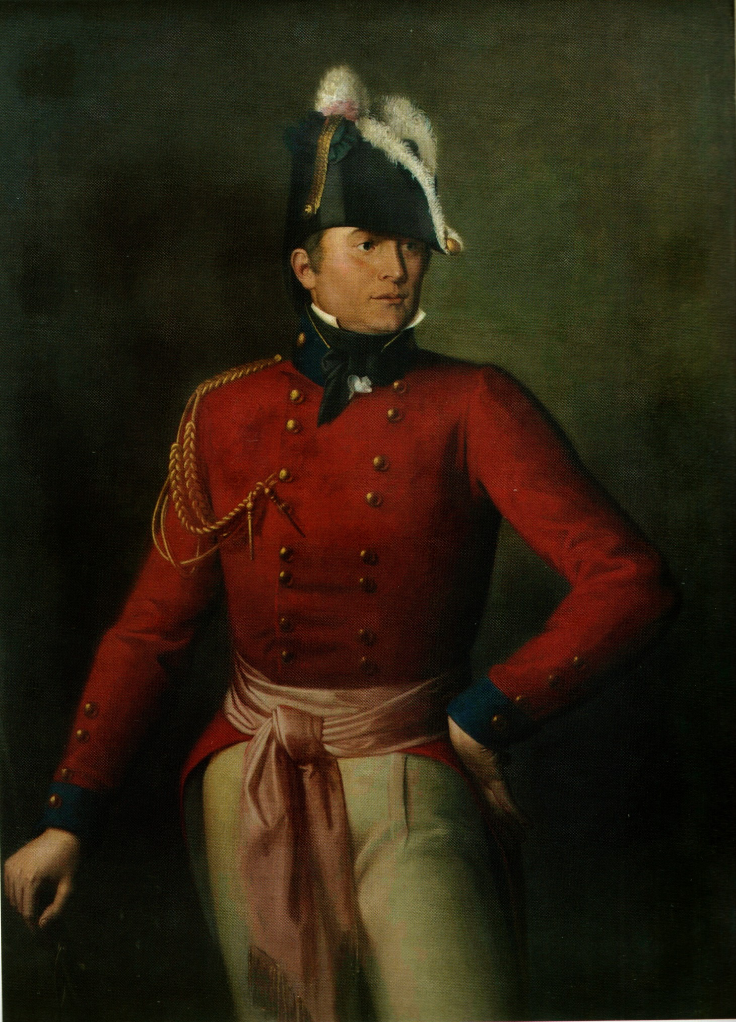 Major General Robert Ross, victor of Bladensburg