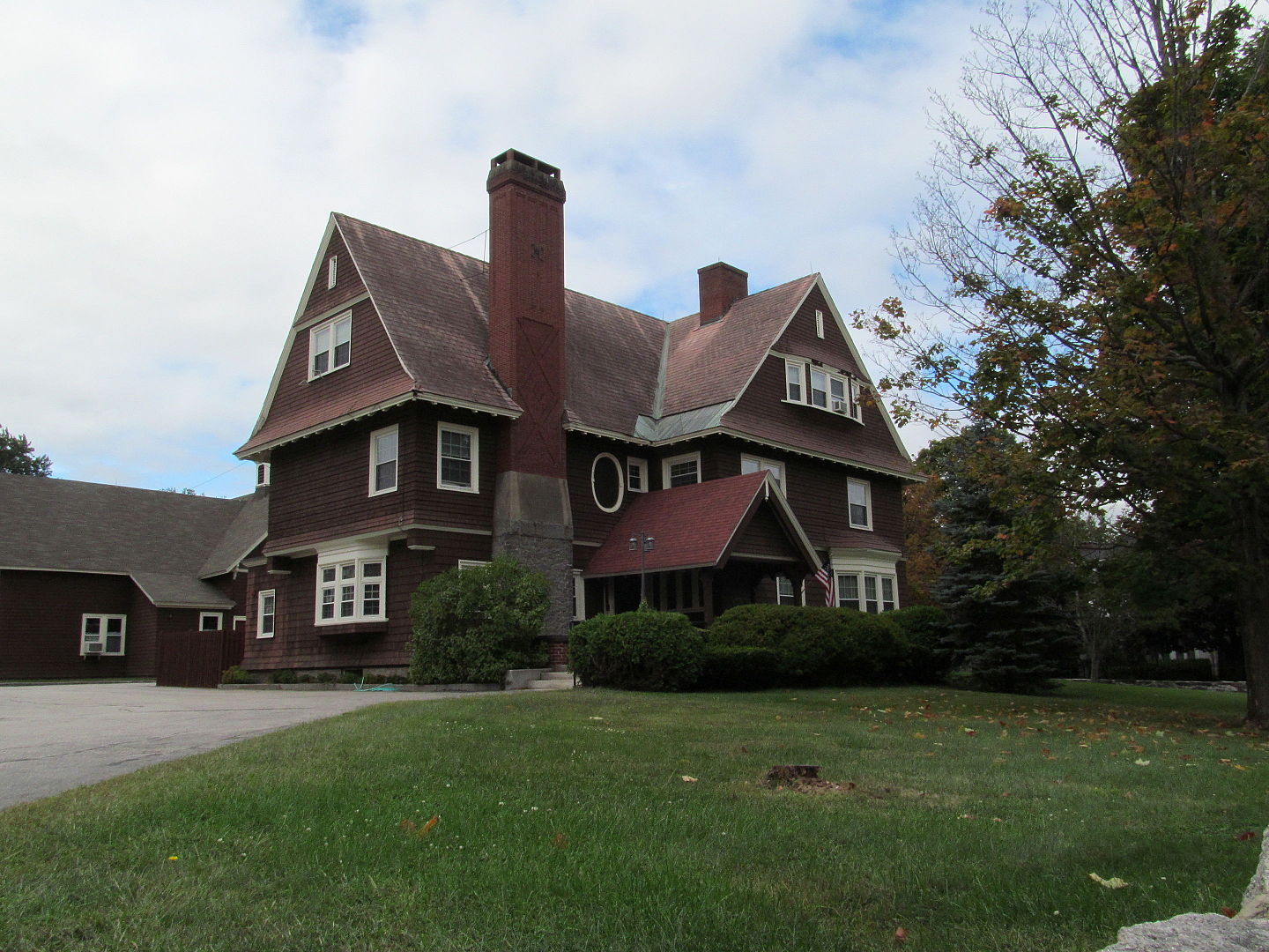 Governor Frank West Rollins House (Concord, New Hampshire)