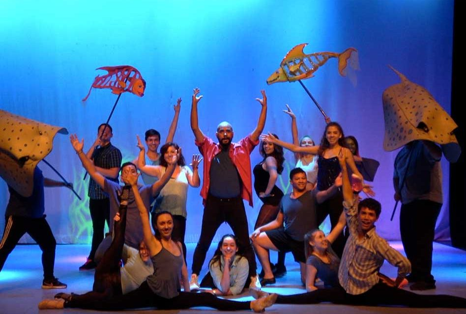 Under The Sea Production
