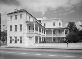 A 1969 view of the William Aiken House
