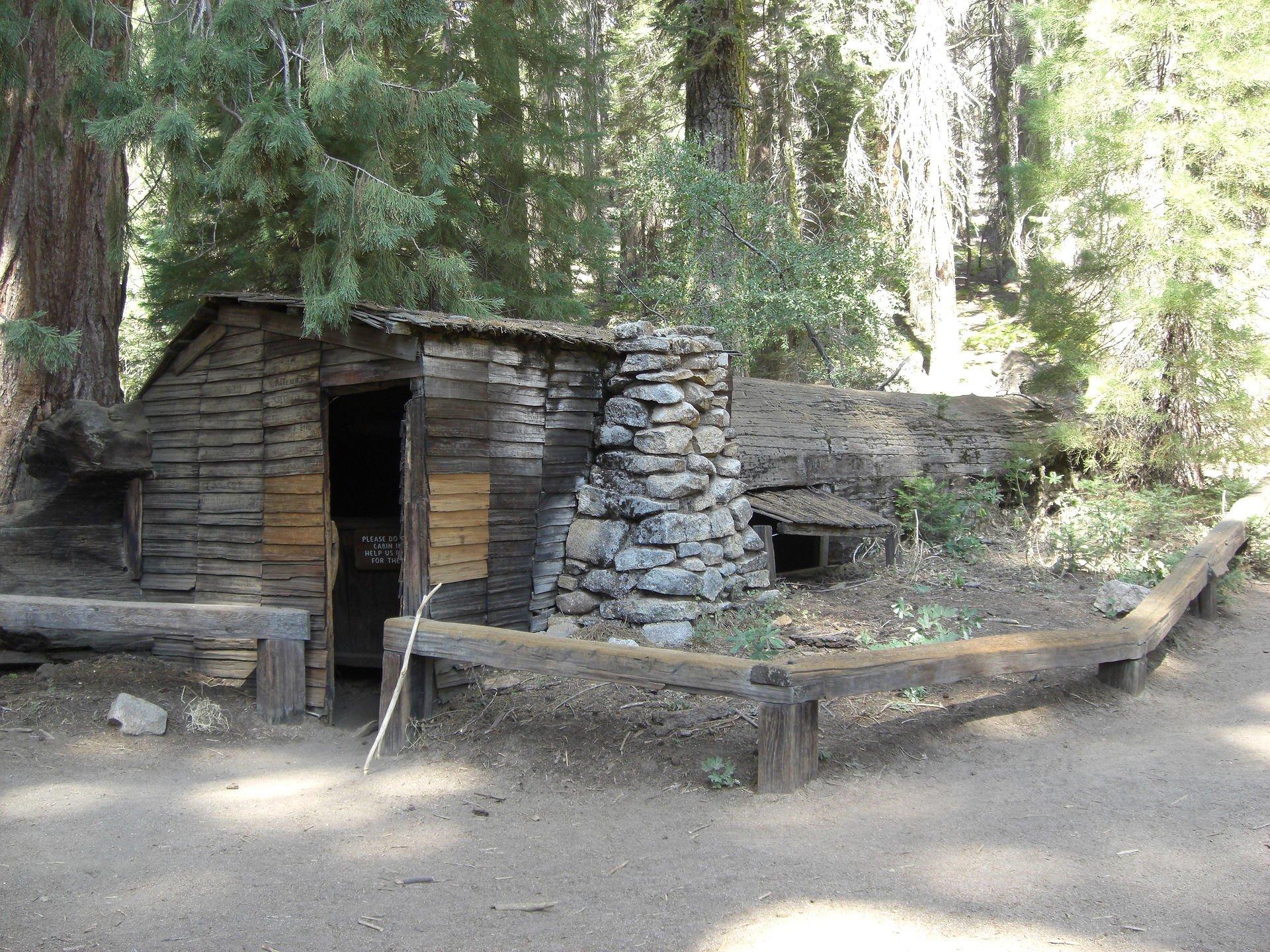 Tharp's cabin