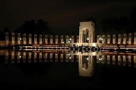 National World War II Memorial, in Washington, D.C.