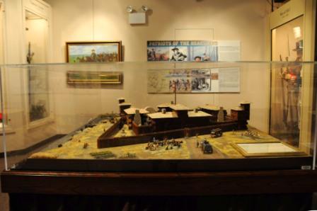 The Ealy Militia Exhibit
