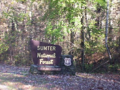 Sumter National Forest