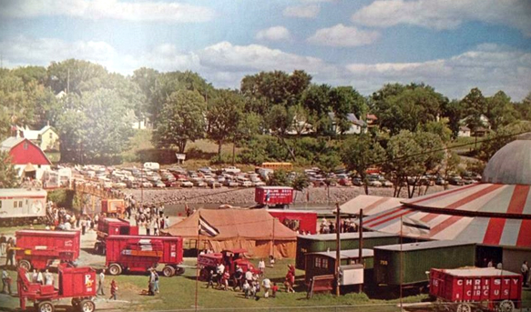Circus World in 1964