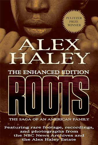 Roots by ALex Haley-Click the link below for more information about the book