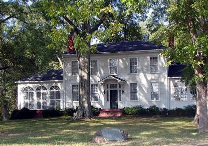 The Major Ridge House