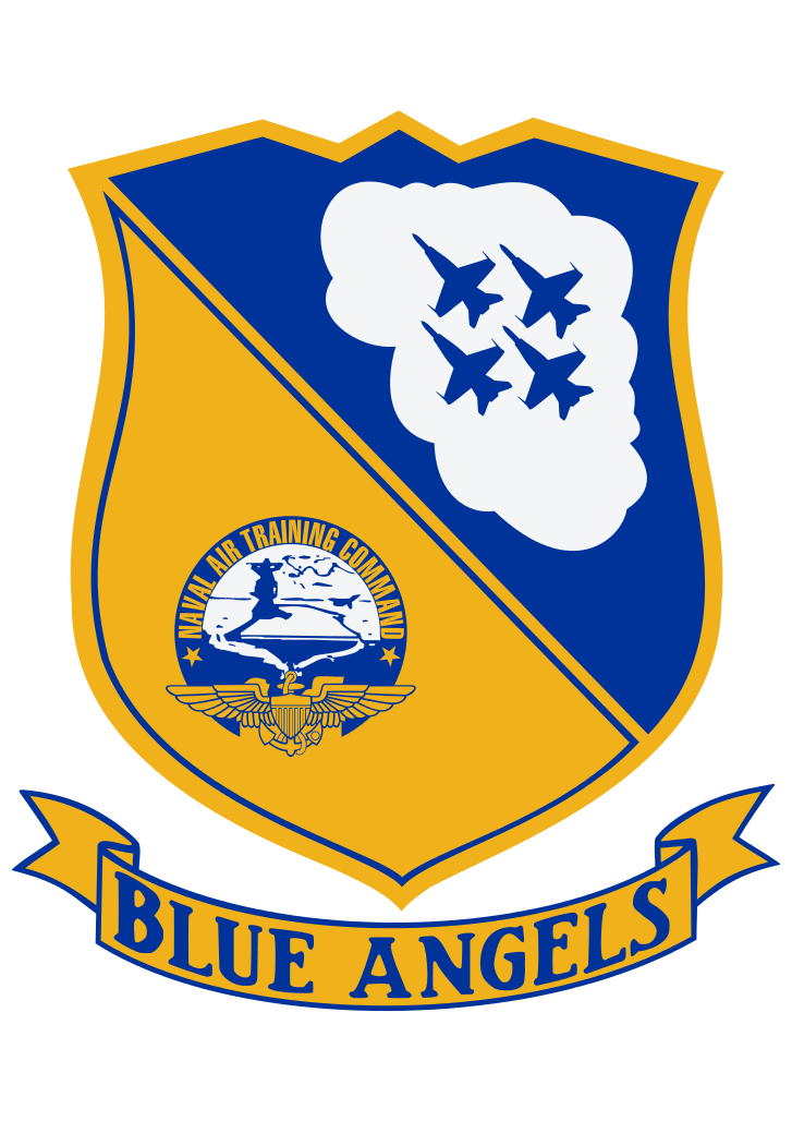 Blue Angels insignia