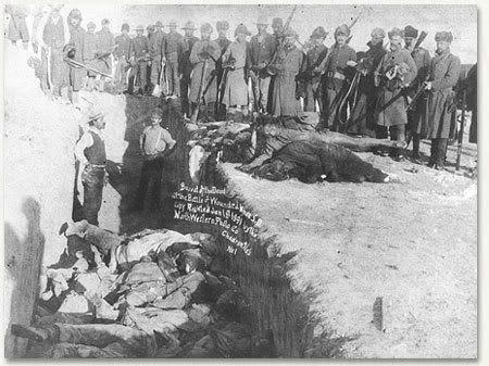 Mass Grave for the Massacred